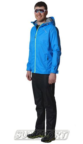 Костюм Ветрозащитный NordSki M Motion мужской синий (фото)