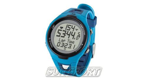 Часы спортивные Sigma PC-15.11 Pacific Blue (фото)