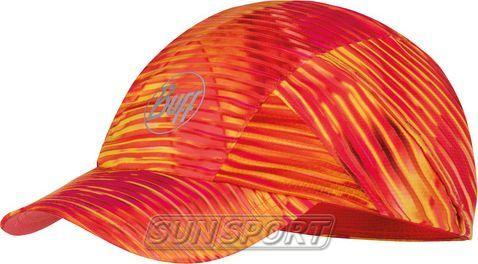 Кепка Buff Pack Run R-Zetta Coral Pink (фото)
