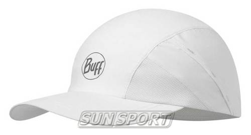 Кепка Buff Pack Run R-Solid White