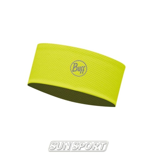 Повязка Buff R-Solid Yellow Fluor