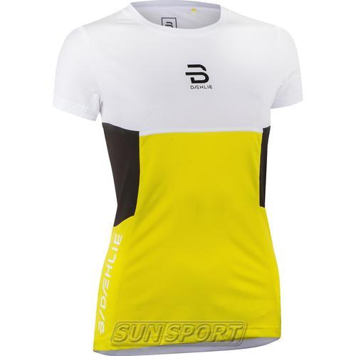 Футболка BD W Endorfin женская желтый (фото)