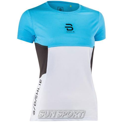Футболка BD W Endorfin женская голубой (фото)