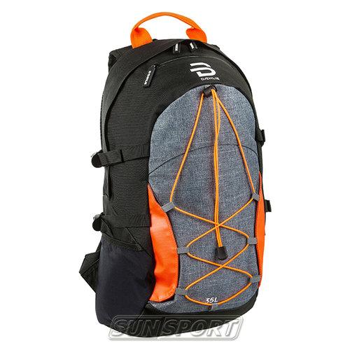 Рюкзак BD 35л оранж/черный (фото)