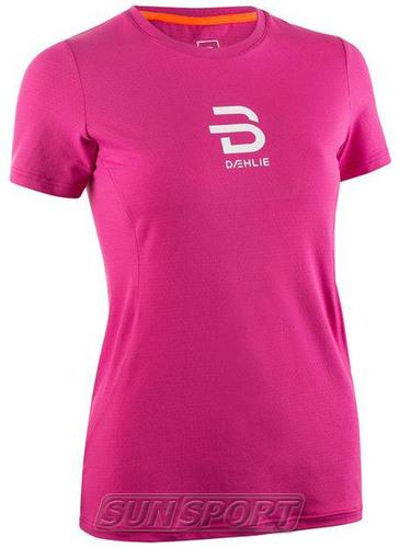 Футболка BD W T-Shirt Focus женская розовый (фото)