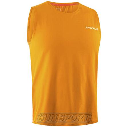Майка BD M Singlet Gear мужская оранжевый (фото)