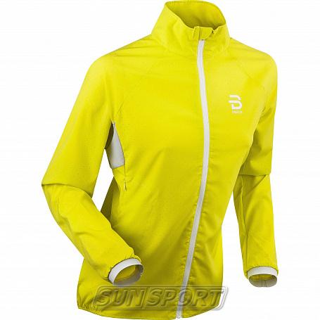 Куртка BD Intense женская желтый (фото)
