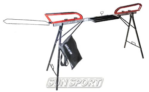 Станок для подготовки лыж SkiKross на ножках