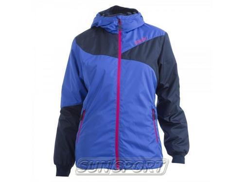 Утепленная куртка Swix Rybinsk женская син/ ультрамарин (фото)