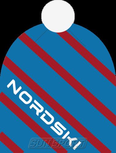 Шапка NordSki Line Rus (фото)