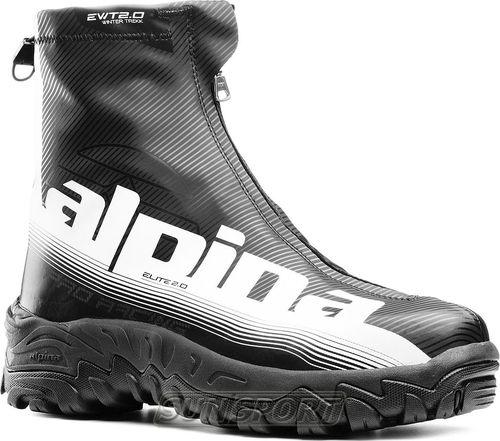 Ботинки трекинговые Alpina EWT мужские