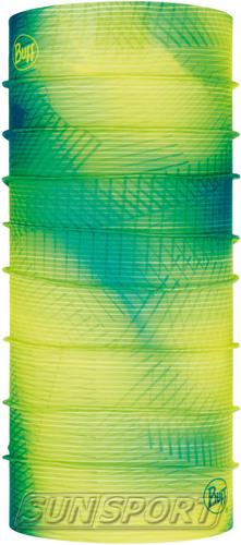 Бандана Buff Original Spiral Yellow Fluor