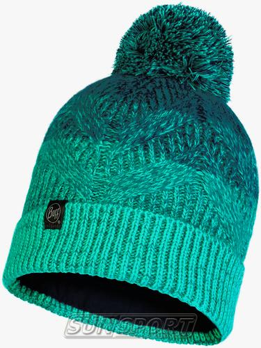 Шапка Buff Knitted&Polar Hat Masha Turquoise