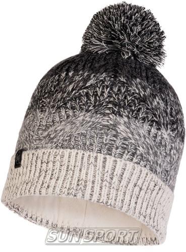 Шапка Buff Knitted&Polar Hat Masha Grey (фото)