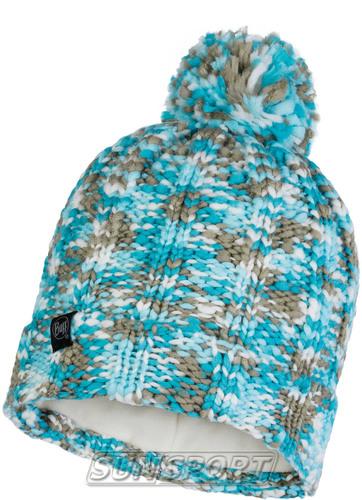 Шапка Buff Knitted&Polar Hat Livy Aqua
