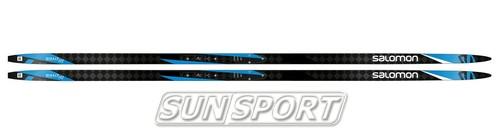 Лыжи Salomon S/Race Carbon Skate 19/20 Blue (фото)