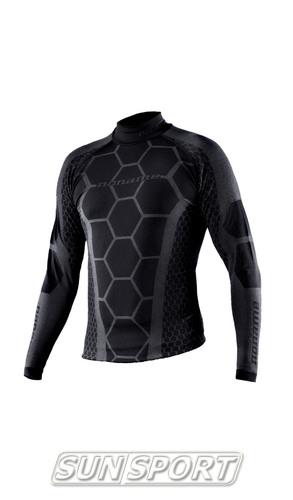 Термобелье Рубашка Noname Ultimate Underwear shirt чёрный (фото)