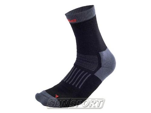 Носки термо Noname XC черн/серый