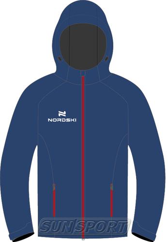 Утепленная куртка NordSki M Light Patriot мужская (фото)