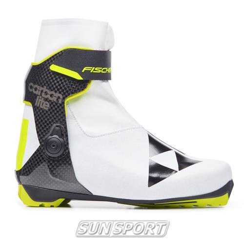 Ботинки лыжные Fischer Carbonlite Skate WS 20/21 (фото)