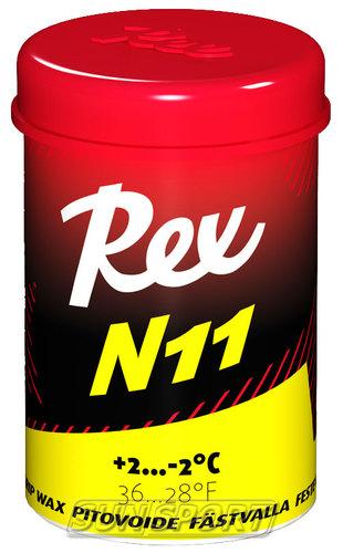Мазь REX N-Line N11 (+2-2) yellow 45г.