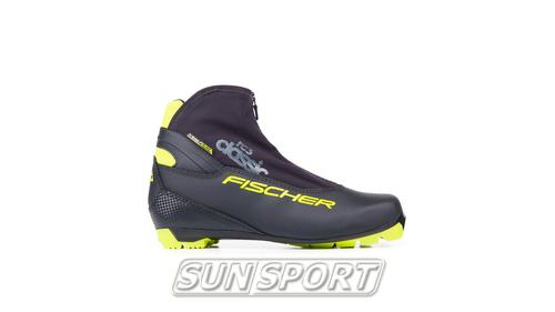Ботинки лыжные Fischer RC3 Classic 19/20 (фото)
