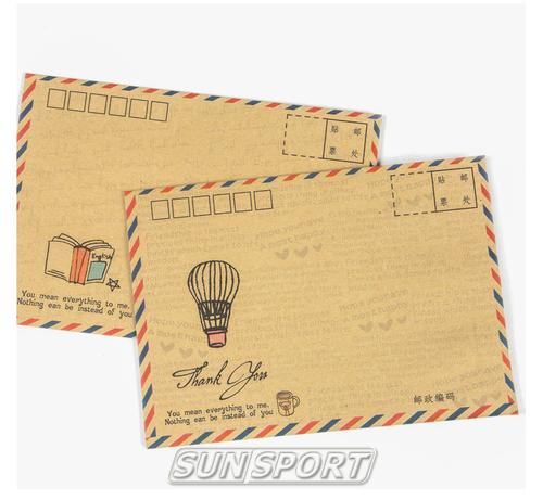 Конверт для Подарочных Карт (фото)