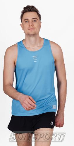 Майка NordSki M Run мужская Blue (фото)