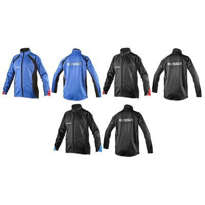 Разминочная куртка SunSport WS модель 1 (фото)