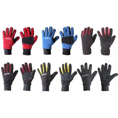 Перчатки лыжные SunSport флис с/к (фото)