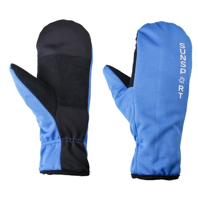 Рукавицы SunSport WS синие