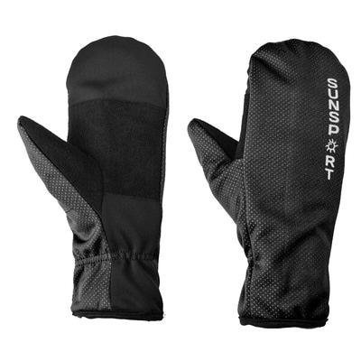 Варежки Sport365 WS чёрный