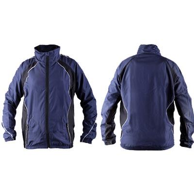 Куртка тренировочная летняя Sunsport темн-синяя