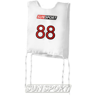 Номер на завязках Sport365