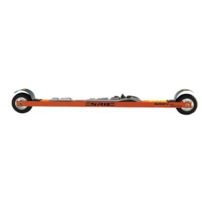 Лыжероллеры SRB Skate Alu 80 колесо №2 среднее (фото)