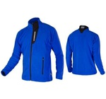 Джемпер Noname Fleecejacket blue