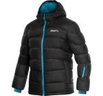 Куртка пуховик Craft M Performance Alpine Down мужская чёрн/синий
