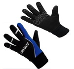Перчатки лыжные KV+ XC Slide чёрн/син
