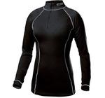 Термо Рубашка Craft Pro Zero женская на молнии черный