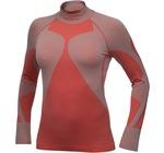 Рубашка термо Craft Pro Warm выс.ворот женская красный