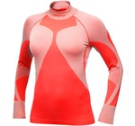 Рубашка термо Craft Pro Warm выс.ворот женская розовый ®