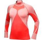 Рубашка термо Craft Pro Warm выс.ворот женская розовый