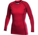 Рубашка термо Craft Zero женская вишн.