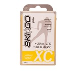 Парафин SkiGo CH XC (+20-1) yellow 60г