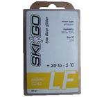Парафин SkiGo LF (+20-1) yellow 60г