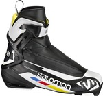 Ботинки лыжн. Salomon RS Carbon р.4-12,5