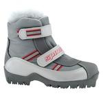 Ботинки лыжные Spine Baby SNS