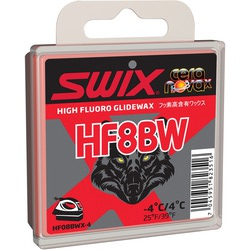 Парафин Swix HF 40г Black (+4-4)