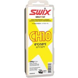 Парафин Swix CH10 (+10-0) yellow 180г