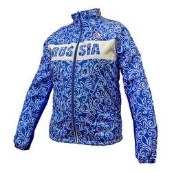 Разминочная куртка Sp-Olimp с орнаментом